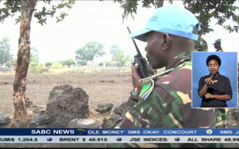 A military offensive against Rwandan rebel group FD-LR ready: Nqakula