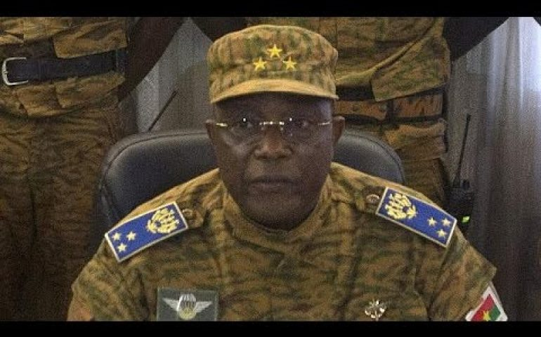 Army chief seizes power in Burkina Faso after president resigns