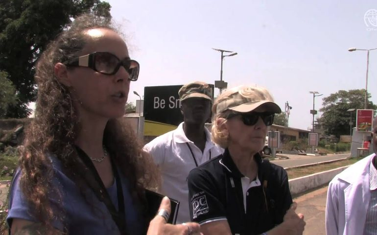 Sierra Leone: Keeping Travelers and Staff Safe at Lungi International Airport
