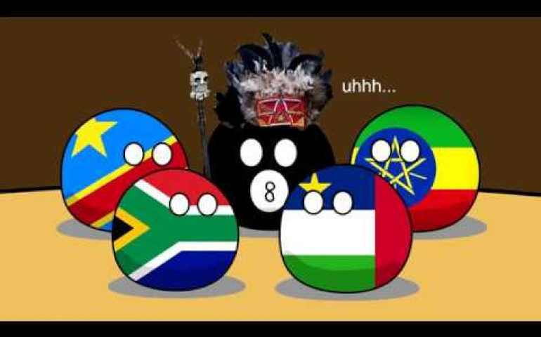 Countryball Short #6: African Union