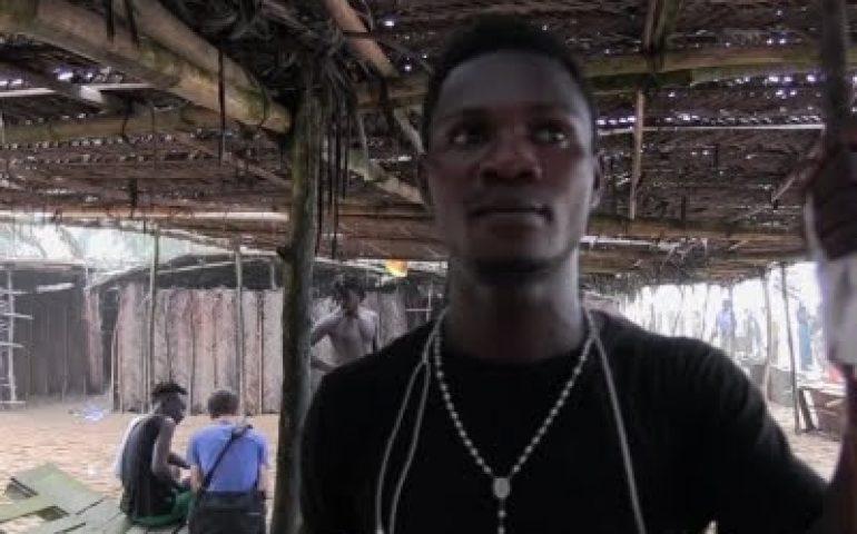 Raw: Survivor Recounts Ivory Coast Attack