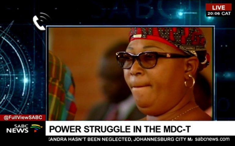 Power struggle in the MDC-T: Thokozani Kupe