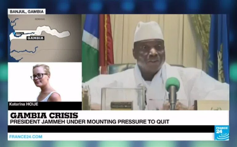 Gambia: President Jammeh asks for extension of deadline, ECOWAS forces ready to intervene