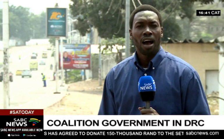 DRC Prime Minister announces coalition government