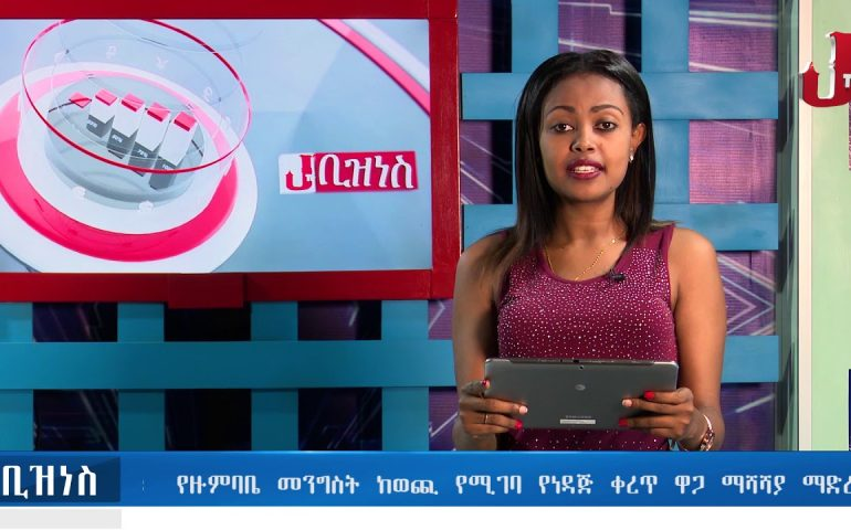 JTV Ethiopia Business News January 24 2018