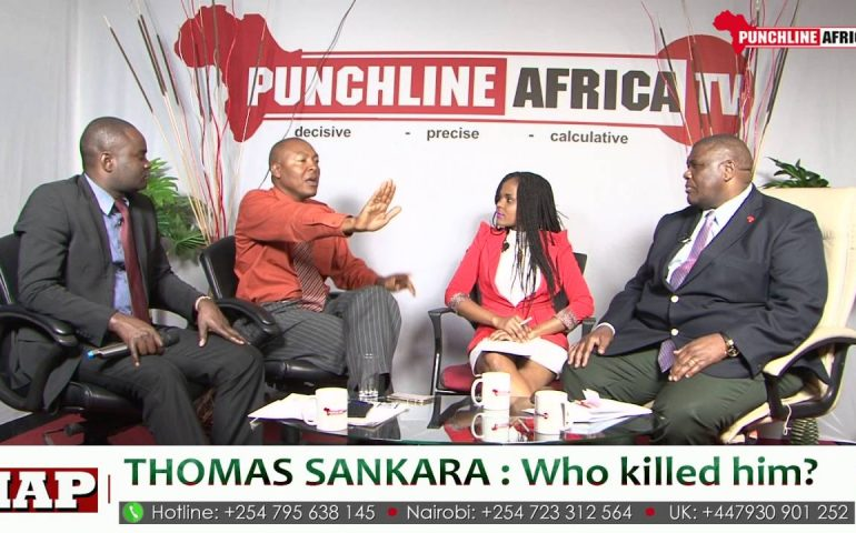 MAP: Who Killed Thomas Sankara Part 3