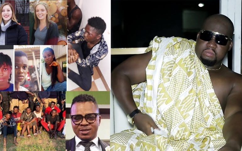SAKAWA guys planning K!napping business in Ghana, Security should be t!ght – ABUSUA allerges