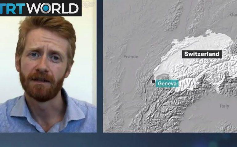Sierra Leone Mudslide: Interview with IFRC Spokesperson Matthew Cochrane