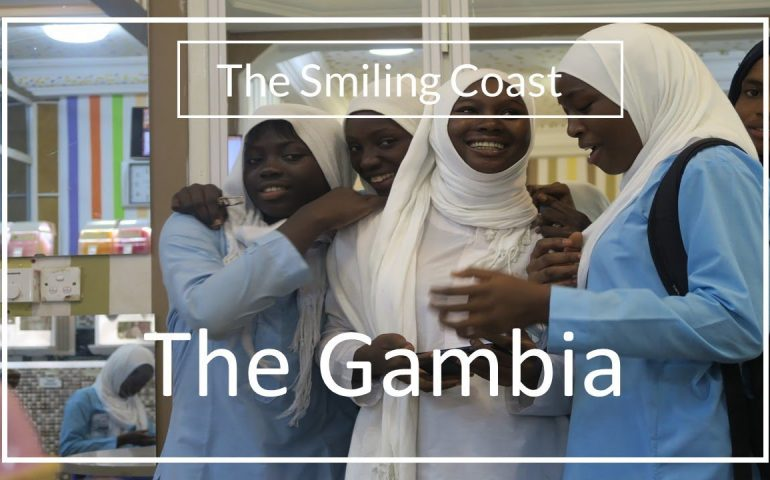 SNGLSTWSTD in The Gambia   From Dakar to Banjul   Senegalese Twisted