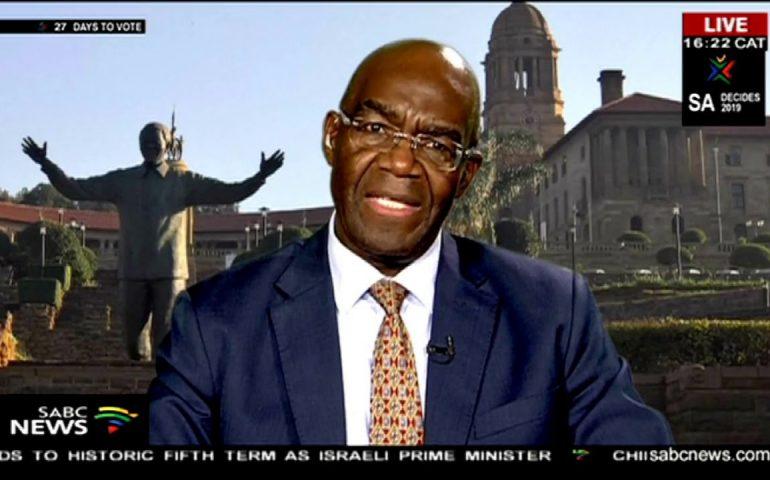 Compensation of white farmers in Zimbabwe: David Hamadziripi