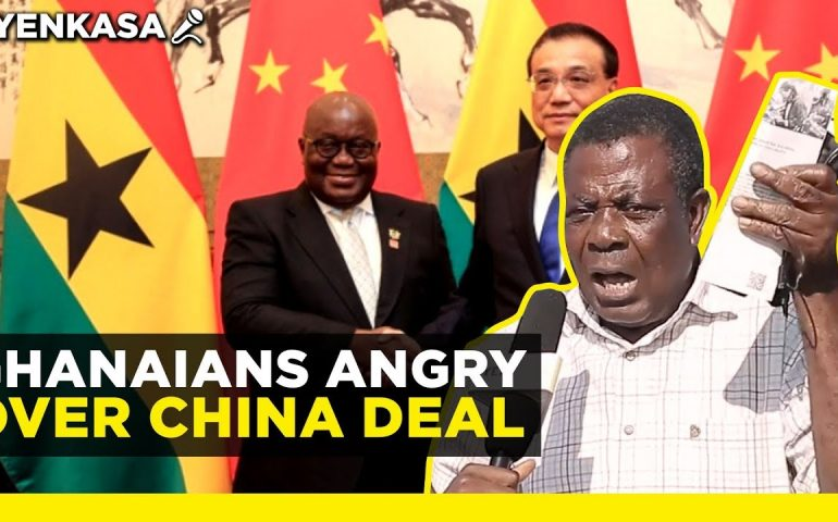 Ghana News Today: Ghana-China Agreement – Ghanaians Reaction | #Yencomgh