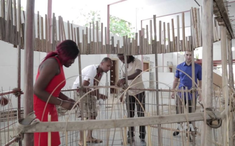 Ivory Coast's First Architecture School Promotes Local Design Heritage