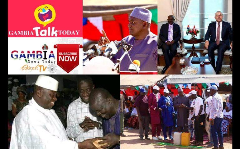 GAMBIA TODAY TALK 27TH NOVEMBER 2019