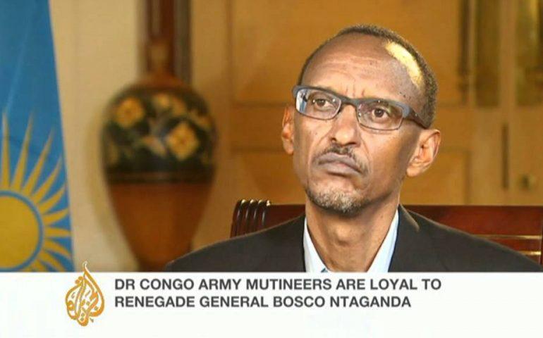 Rwanda denies supporting rebels in the DRC