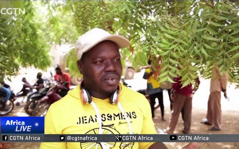 UN repatriates 150 people from Libya back home to Burkina Faso