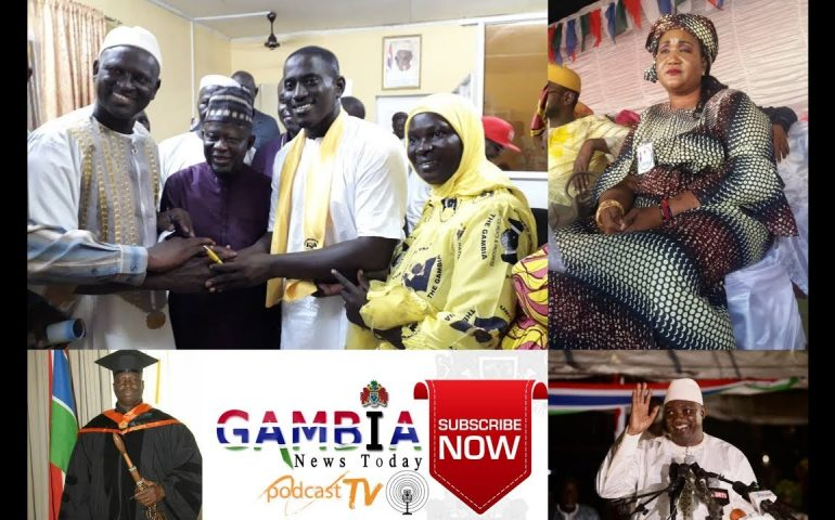 GAMBIA NEWS TODAY 30TH NOVEMBER 2019
