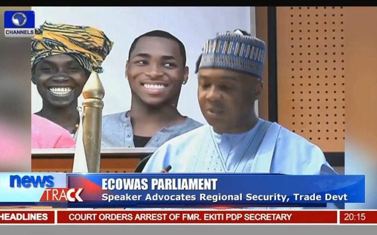 New ECOWAS Parliament Speaker Emerges Alongside 115 Members