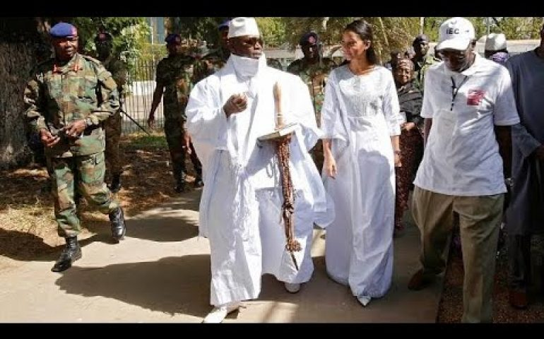 The Gambia revokes diplomatic passports of Yahya Jammeh, family