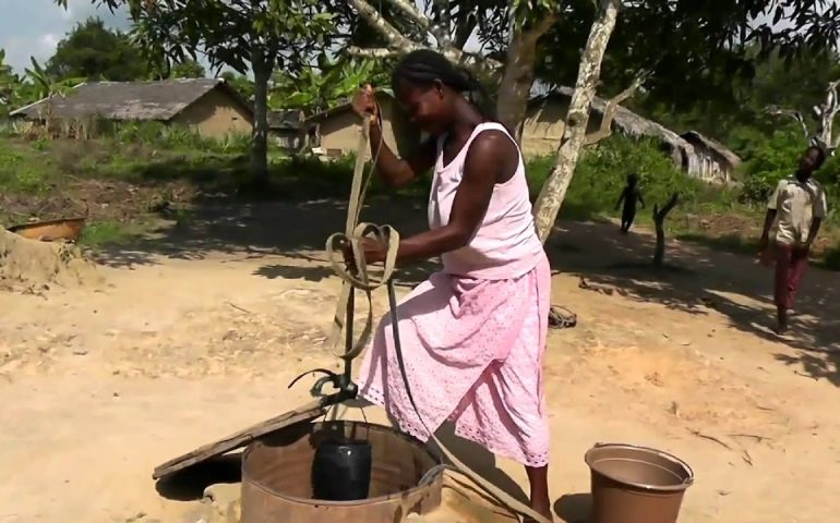 Will Water Pumps Bring Peace to Ivory Coast?