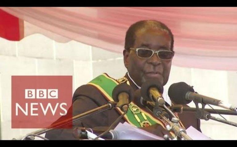 Zimbabwe's  President Robert Mugabe warns of economic struggle – BBC News