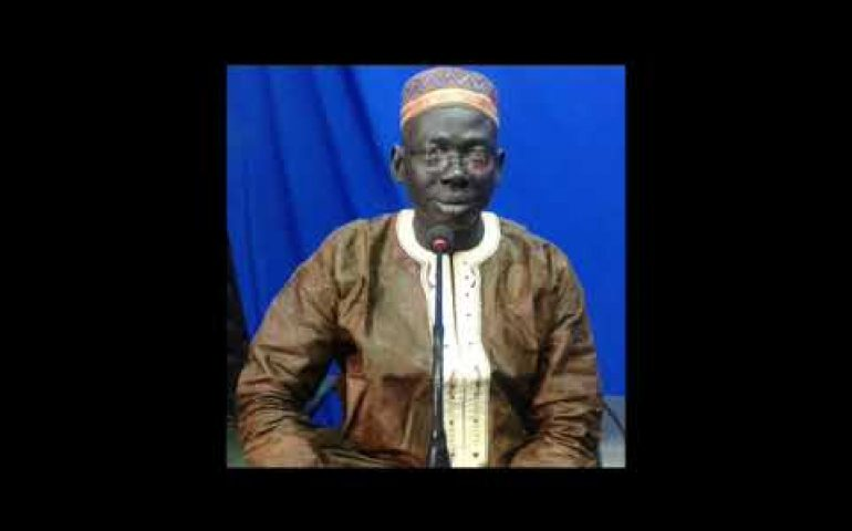 Gambia news with sarjo barrow 15.04.2019