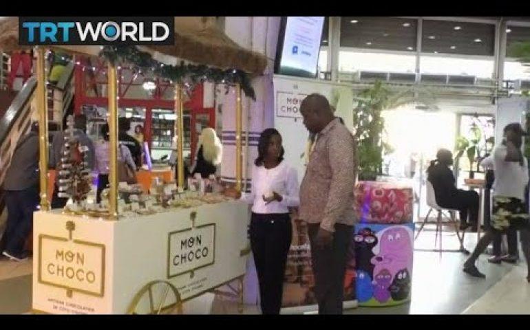 Ivory Coast Cocoa: Factory innovates to make organic chocolate