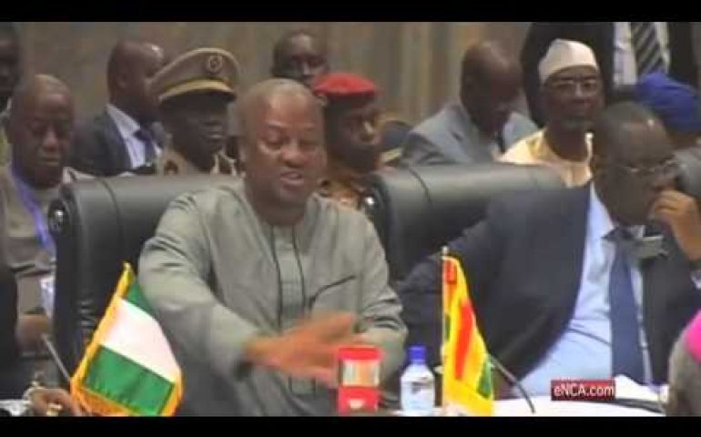 Burkino Faso still to decide on transitional government