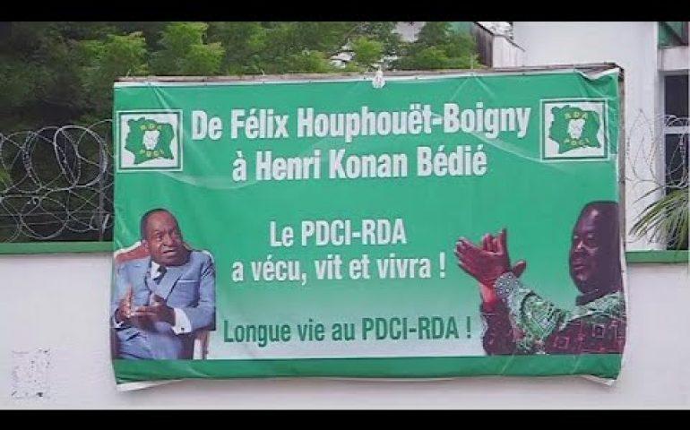 Ivory Coast: Ruling coalition crisis
