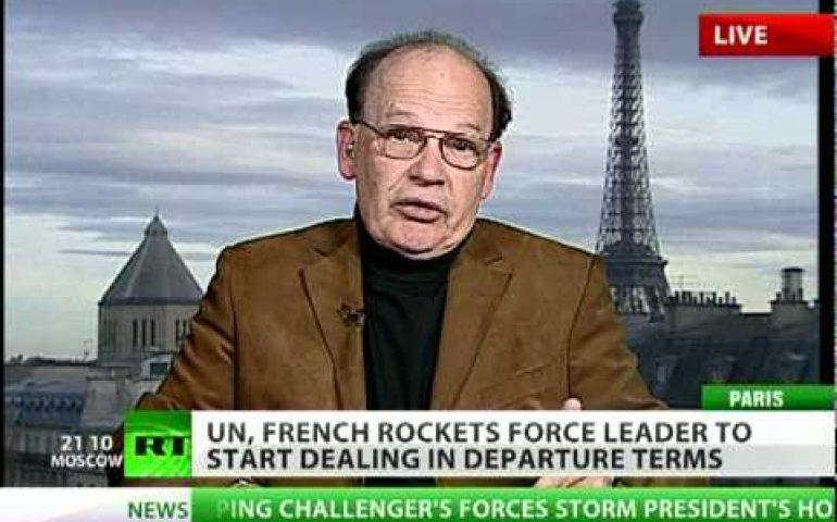 'UN, France global control goals behind Ivory Coast bombing'