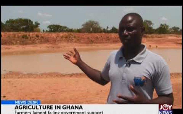 Agriculture In Ghana – News Desk on JoyNews (29-10-18)