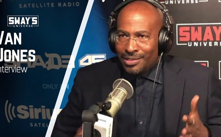 Van Jones Talks Prison Reform By Any Means and Working with Kim Kardashian Change